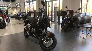 2018 Kawasaki Z125 Pro for sale 200506578