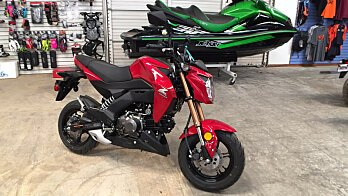 2018 Kawasaki Z125 Pro for sale 200528311