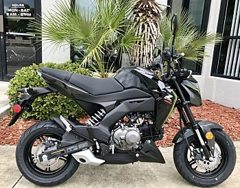 2018 Kawasaki Z125 Pro for sale 200571305