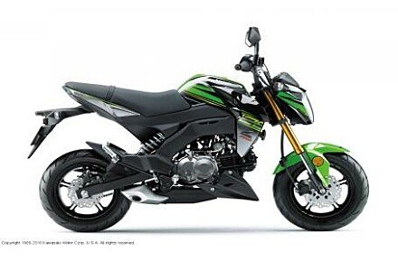 2018 Kawasaki Z125 Pro for sale 200477401