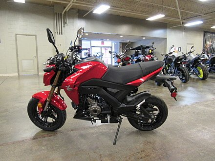 2018 Kawasaki Z125 Pro for sale 200595899