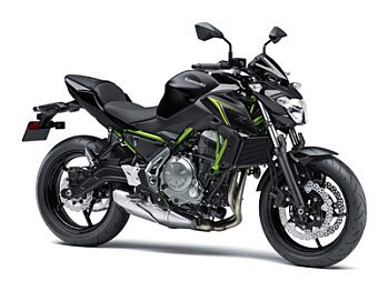 2018 Kawasaki Z650 for sale 200508219