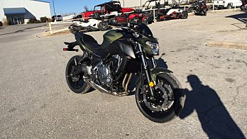2018 Kawasaki Z650 ABS for sale 200515811