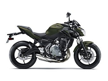2018 Kawasaki Z650 for sale 200528760