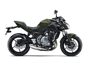 2018 Kawasaki Z650 for sale 200528823