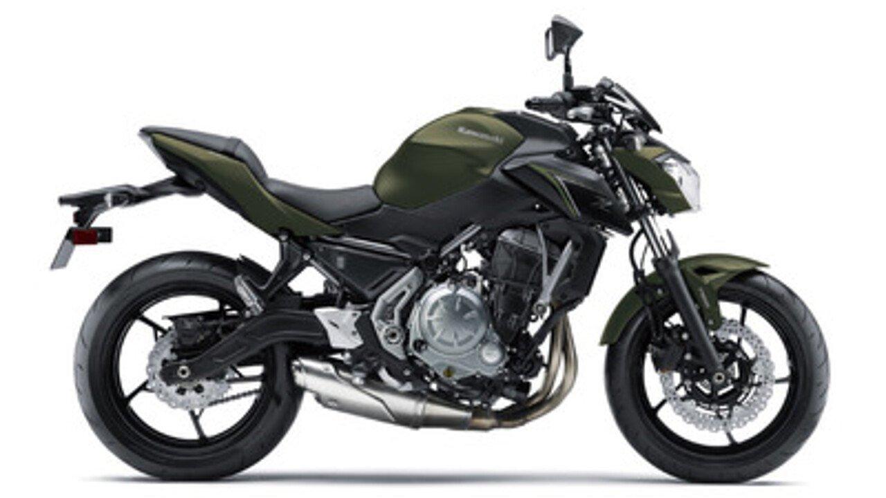 2018 Kawasaki Z650 for sale 200528823