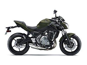 2018 Kawasaki Z650 for sale 200556135