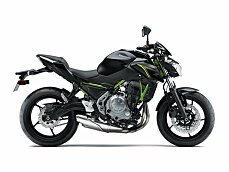 2018 Kawasaki Z650 for sale 200526215