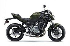 2018 Kawasaki Z650 for sale 200646485