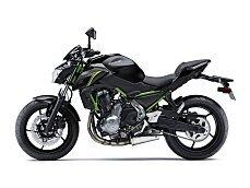 2018 Kawasaki Z650 ABS for sale 200647629