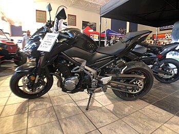 2018 Kawasaki Z900 ABS for sale 200507835
