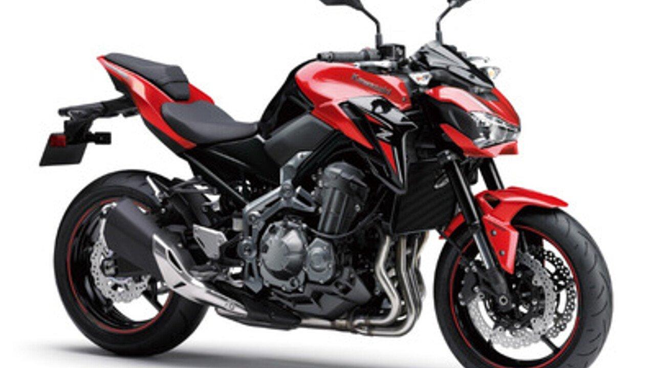 2018 Kawasaki Z900 for sale 200508207