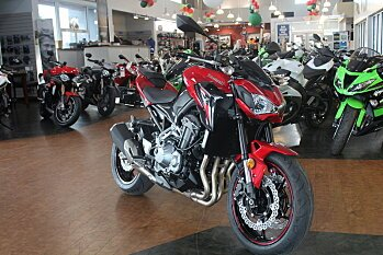 2018 Kawasaki Z900 ABS for sale 200509295