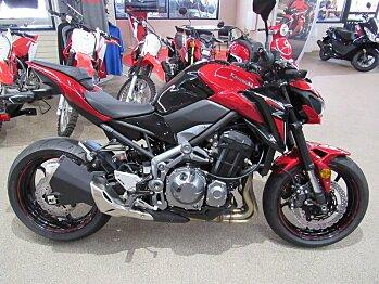 2018 Kawasaki Z900 for sale 200515919