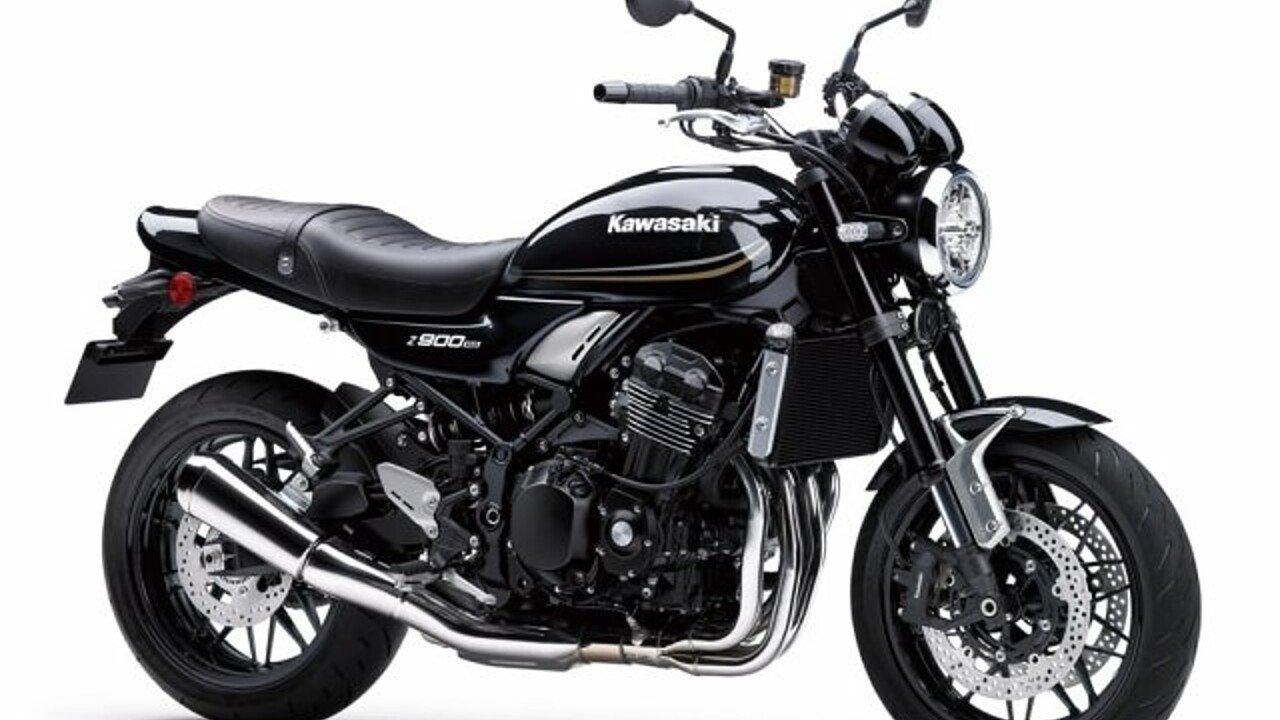 2018 Kawasaki Z900 RS for sale 200520976