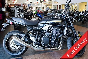 2018 Kawasaki Z900 RS for sale 200524330