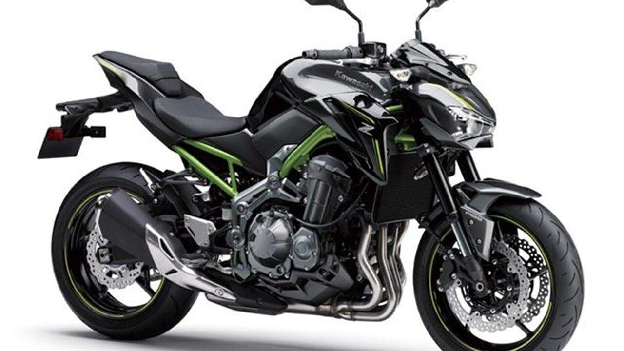 2018 Kawasaki Z900 for sale 200526245