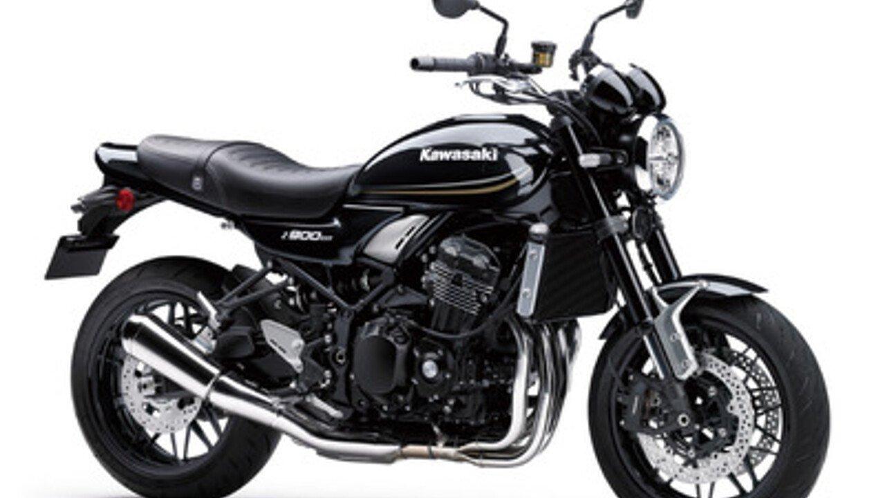 2018 Kawasaki Z900 RS for sale 200544010
