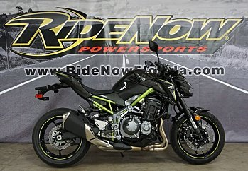 2018 Kawasaki Z900 ABS for sale 200570189
