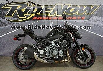 2018 Kawasaki Z900 for sale 200570393