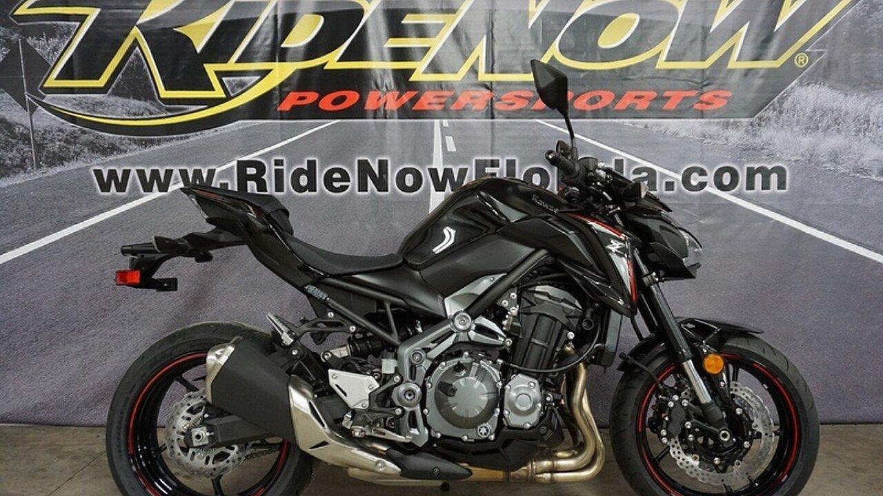 2018 Kawasaki Z900 for sale 200570516