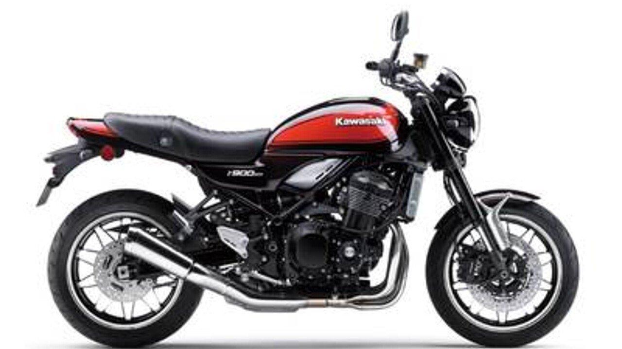 2018 Kawasaki Z900 RS for sale 200596420