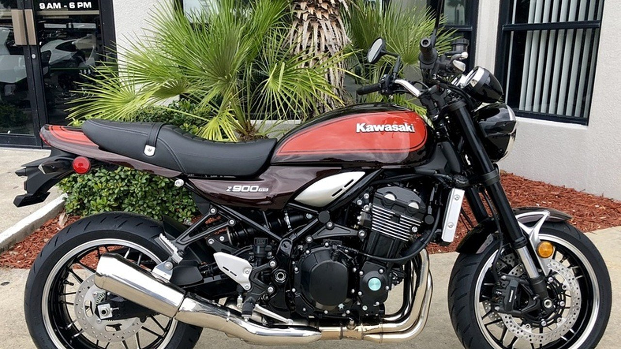 2018 Kawasaki Z900 RS for sale 200599791
