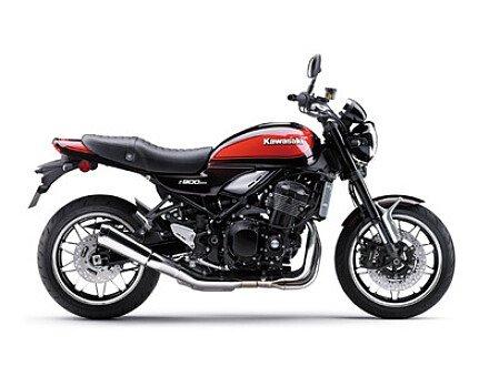 2018 Kawasaki Z900 RS for sale 200560653