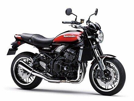 2018 Kawasaki Z900 RS for sale 200577003