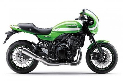 2018 Kawasaki Z900 RS Cafe for sale 200630314
