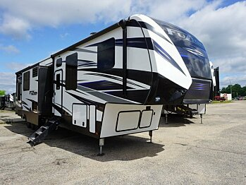 2018 Keystone Fuzion 414 for sale 300165451