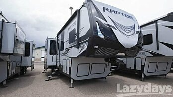 2018 Keystone Raptor 355TS for sale 300132039