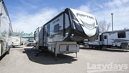 2018 Keystone Raptor for sale 300168103