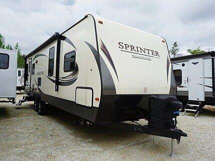 2018 Keystone Sprinter for sale 300165582