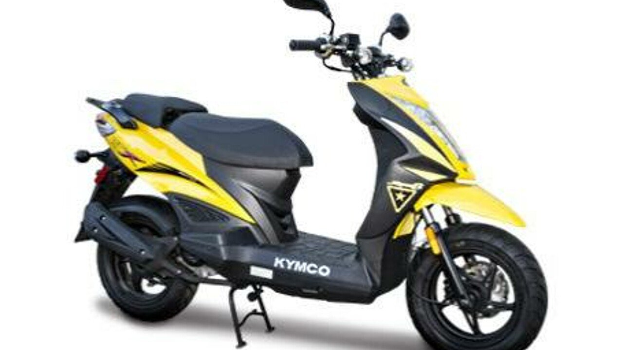 2018 Kymco Super 8 50 for sale 200611428