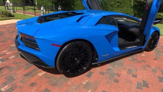 2018 lamborghini aventador blue.  aventador 2018 lamborghini aventador s coupe for sale 100895255 throughout lamborghini aventador blue