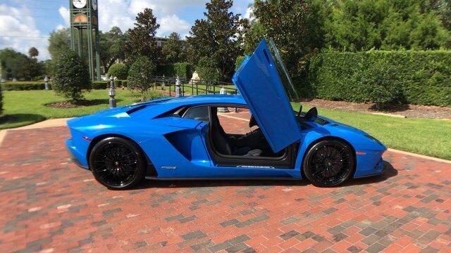 2018 lamborghini aventador blue. simple aventador 2018 lamborghini aventador s coupe for sale 100895255 on lamborghini aventador blue