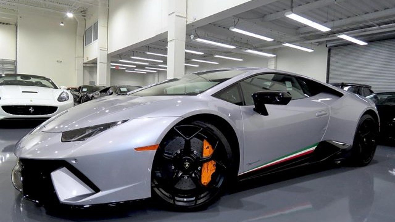2018 Lamborghini Huracan Performante for sale 101027906