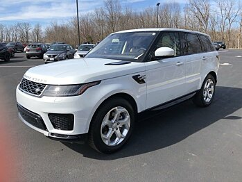 2018 Land Rover Range Rover Sport HSE for sale 100976230