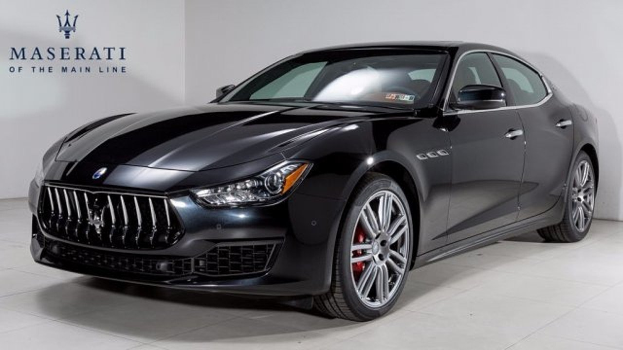 2018 Maserati Ghibli for sale 100924458