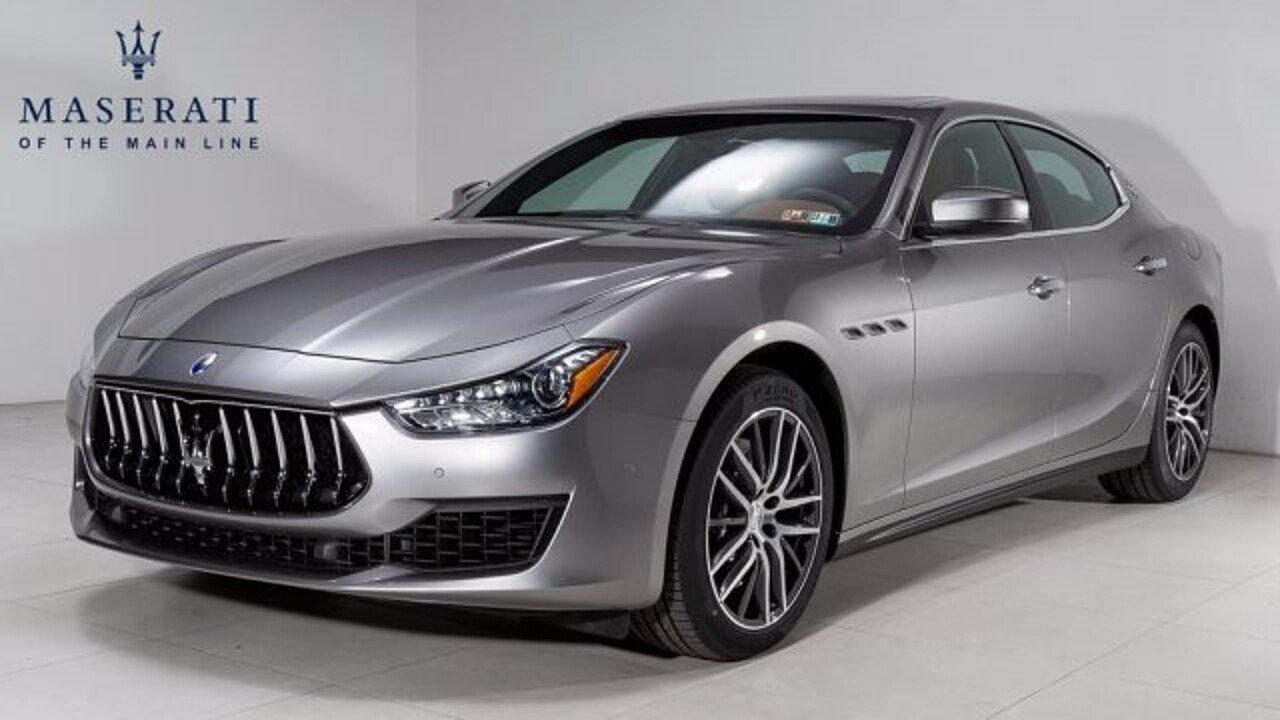 2018 Maserati Ghibli for sale 100924465