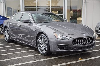 2018 Maserati Ghibli for sale 100996057