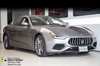 2018 Maserati Ghibli for sale 101032895