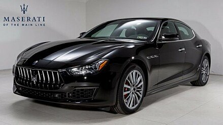 2018 Maserati Ghibli for sale 100909900