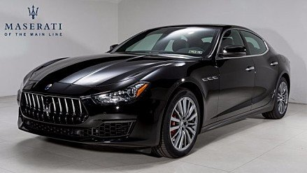 2018 Maserati Ghibli for sale 100909903
