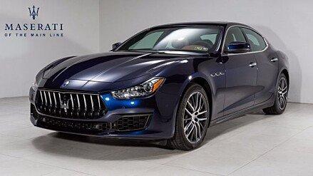 2018 Maserati Ghibli for sale 100910051
