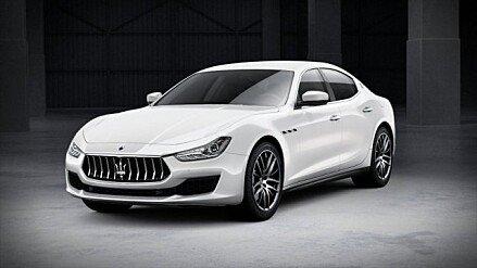 2018 Maserati Ghibli for sale 100924207