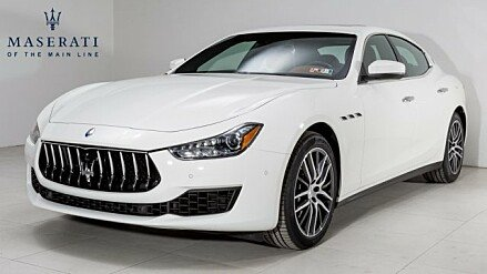 2018 Maserati Ghibli for sale 100937539