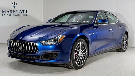 2018 Maserati Ghibli for sale 100937544