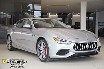 2018 Maserati Ghibli for sale 100996079